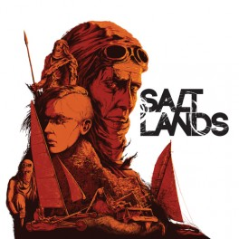 Saltlands: The Board Game