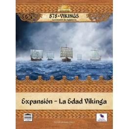 878 Vikings La Invasion de Inglaterra