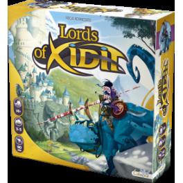 Lords of Xidit (Inglés)