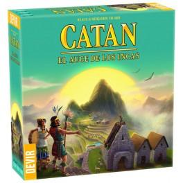 Los Colonos de Catán: El Auge de los Incas