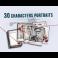 DETECTIVE: 30 CHARACTER PORTRAITS - MINI EXPANSION
