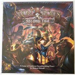 Rum And Bones: Second Tide Kickstarter