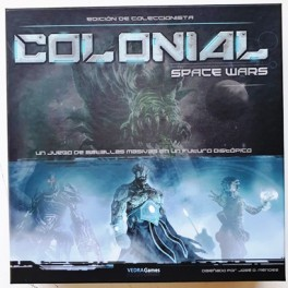 Colonial Space Wars Edición de Coleccionista