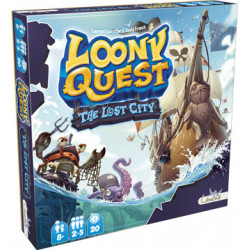 Loony Quest :The Lost City...