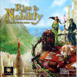 Rise to Nobility Deluxe 2nd...