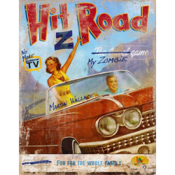 Hit Z Road (Inglés)