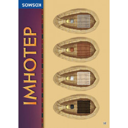 Imhotep: Mini Expansión Die...