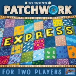 Patchwork Exprés (Inglés)