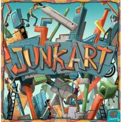 Junk Art (Inglés)