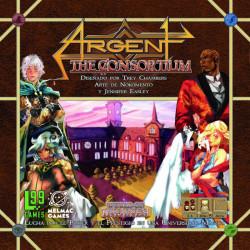 ARGENT: THE CONSORTIUM