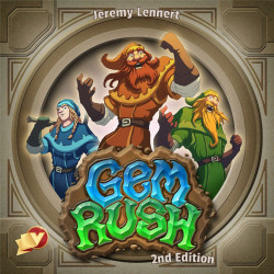 Gem Rush (Second Edition)