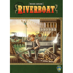 Riverboat (Inglés)