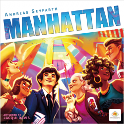Manhattan (Inglés)