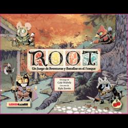 Root Edición Kickstarter +...