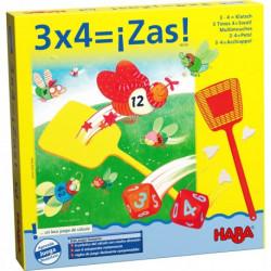 3x4  ¡Zas!