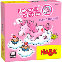Unicornio Destello: Memo...