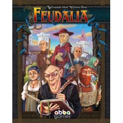 FEUDALIA Kickstarter + 3...