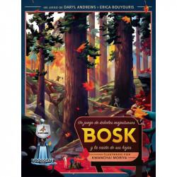 Bosk + Promo 4 Ardillas