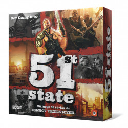 51st State: Set Completo +...