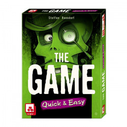 THE GAME. QUICK&EASY