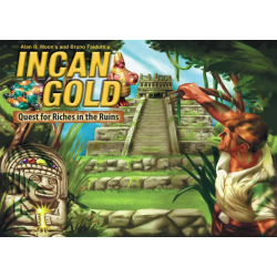 Incan Gold 2nd Edition