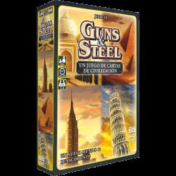 Guns & Steel: Un juego de...