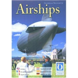 Airships: Gigantes del Aire