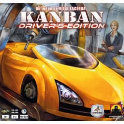 Kanban Driver Edition