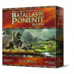Batallas de Poniente + 6...