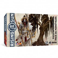 Rising Sun: Pack de Monstruos