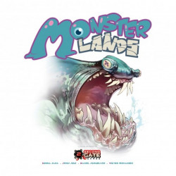 MONSTER LANDS Kickstarter...