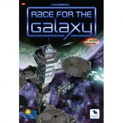 Race for the Galaxy Segunda...