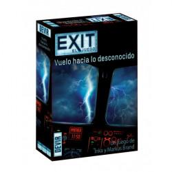 Exit 15: Vuelo hacia lo...