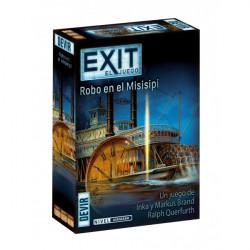 Exit 14: Robo en el Misisipi