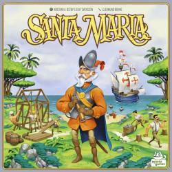 Santa María (Inglés)