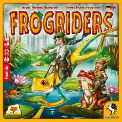 Frogriders (Inglés)