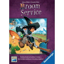 Broom Service (Inglés)