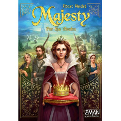 Majesty: For the Realm...