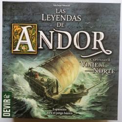 Las Leyendas de Andor -...