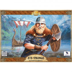 878 Vikings La Invasion de...