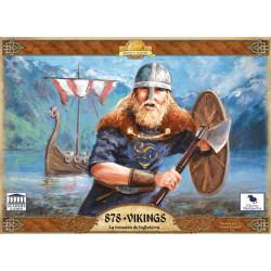 878 Vikings La Invasion de...