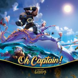 ¡Oh Capitán!  (Inglés)