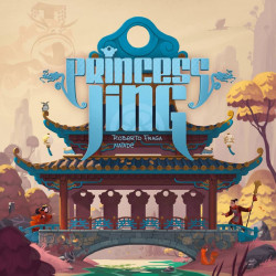 Princesa Jing (Inglés)