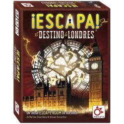 Escapa: EL DESTINO DE LONDRES