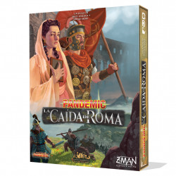 PANDEMIC: LA CAÍDA DE ROMA