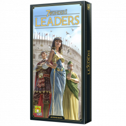 7 Wonders: Leaders Nueva...