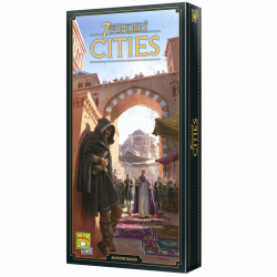 7 Wonders: Cities Nueva...