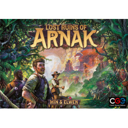 Lost Ruins of Arnak (Inglés)