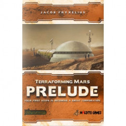 Terraforming Mars: Preludio