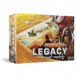 Pandemic Legacy Temporada...